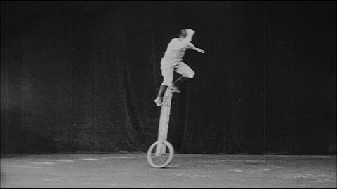 Old Tall Unicycle