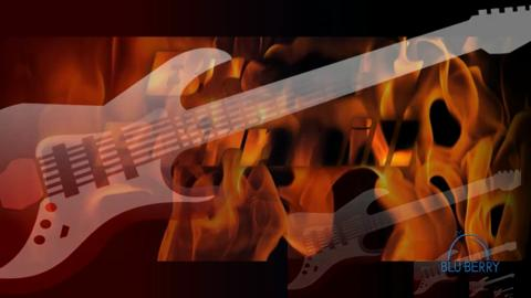 flamin' guitars