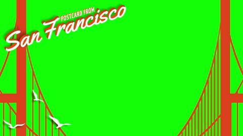 San Fran Write On Overlay