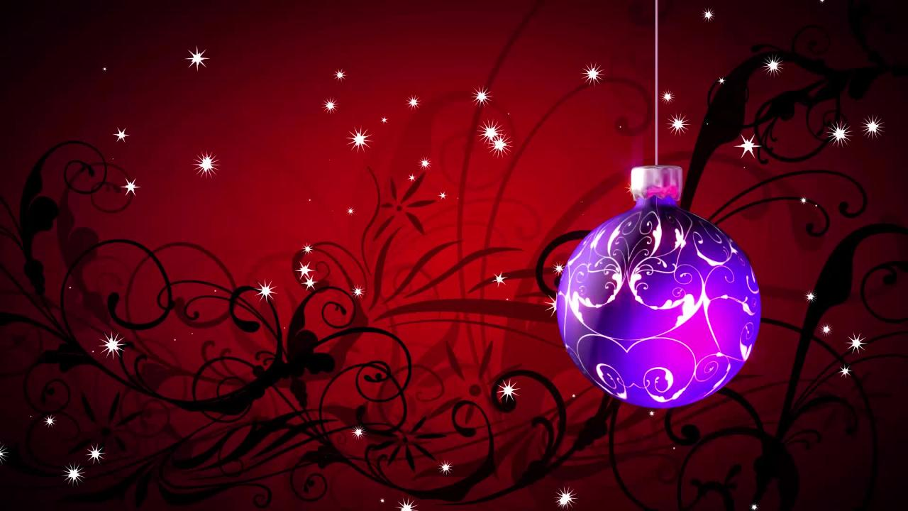Ornament Ball Flourish