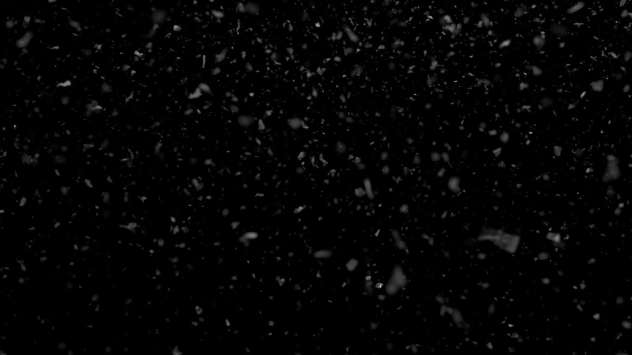 Snow Overlay Animation 4