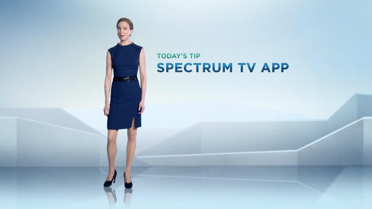 Link to support video about Spectrum TV App Video