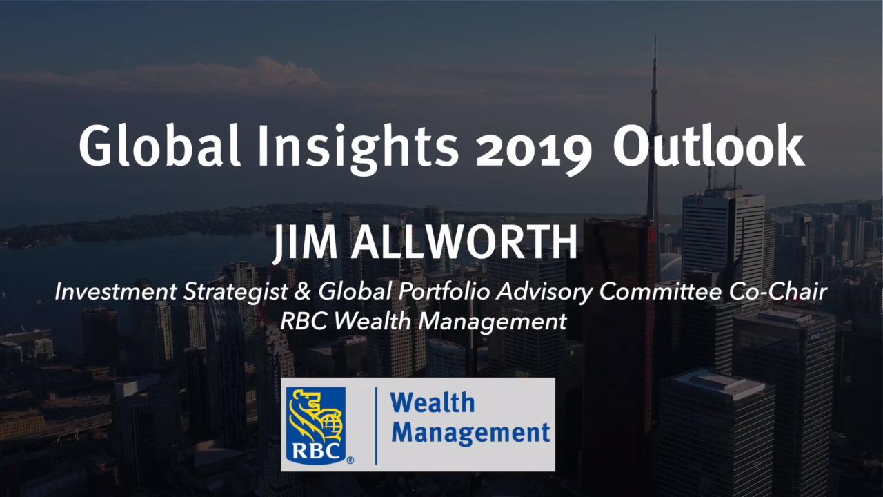 Investment outlook for your 2019 portfolio - RBC