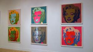"Philbrook Museum ""Warhol"" Exhibit"