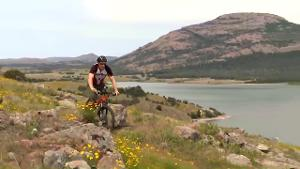 Wichita Mountain Biking
