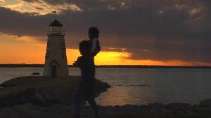 Lake Hefner (closing shots)