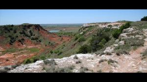 Gloss Mountain State Park (closing shots)