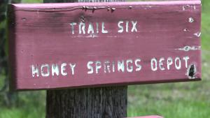 Honey Springs Battlefield Historic Site