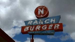 Ranch Burger