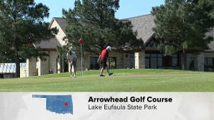 Arrowhead Golf Course/Lake Eufaula State Park
