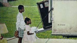 Norman Rockwell Exhibit at Gilcrease Museum