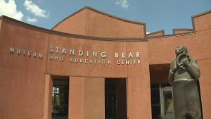 Standing Bear Park, Museum and Education Center