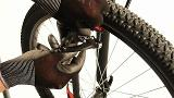 How to change a V-brake pad on your bike.