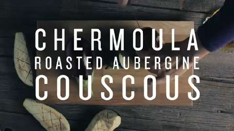 Chermoula Roasted Aubergine Couscous by PC® BLACK LABEL COLLECTION