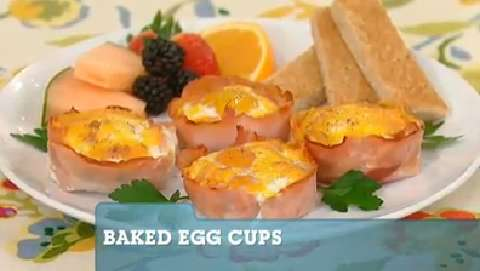 Best recipes ever breakfast in a cookie canadian living best recipes ever baked egg cups forumfinder Images