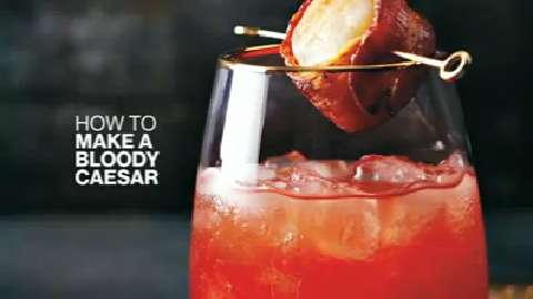 DIY cocktail: How to make the perfect bloody Caesar