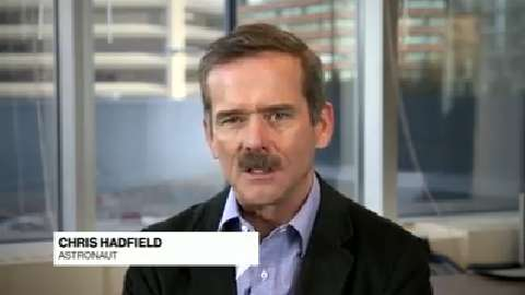 Chris Hadfield answers your questions!