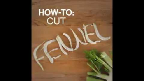 Quick tips: How to cut fennel