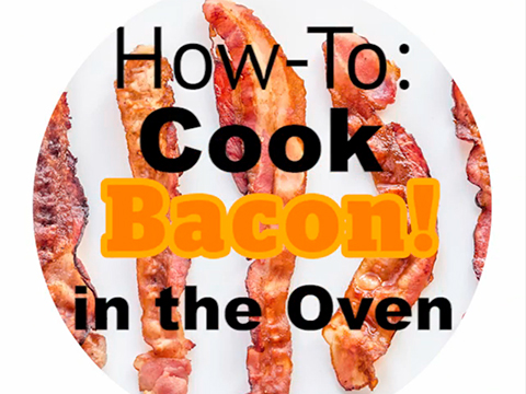 Quick tips: How to cook perfect bacon in the oven