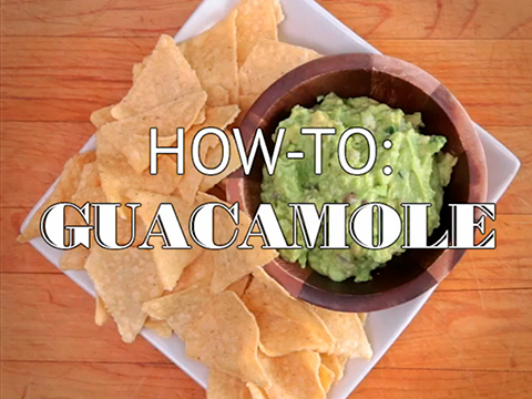 Quick tips: How to make guacamole