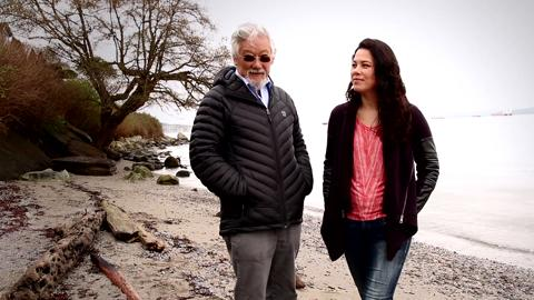 David Suzuki and Severn Cullis-Suzuki on the food movement