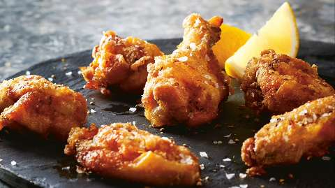 How to make the Ultimate Crispy Chicken Wings