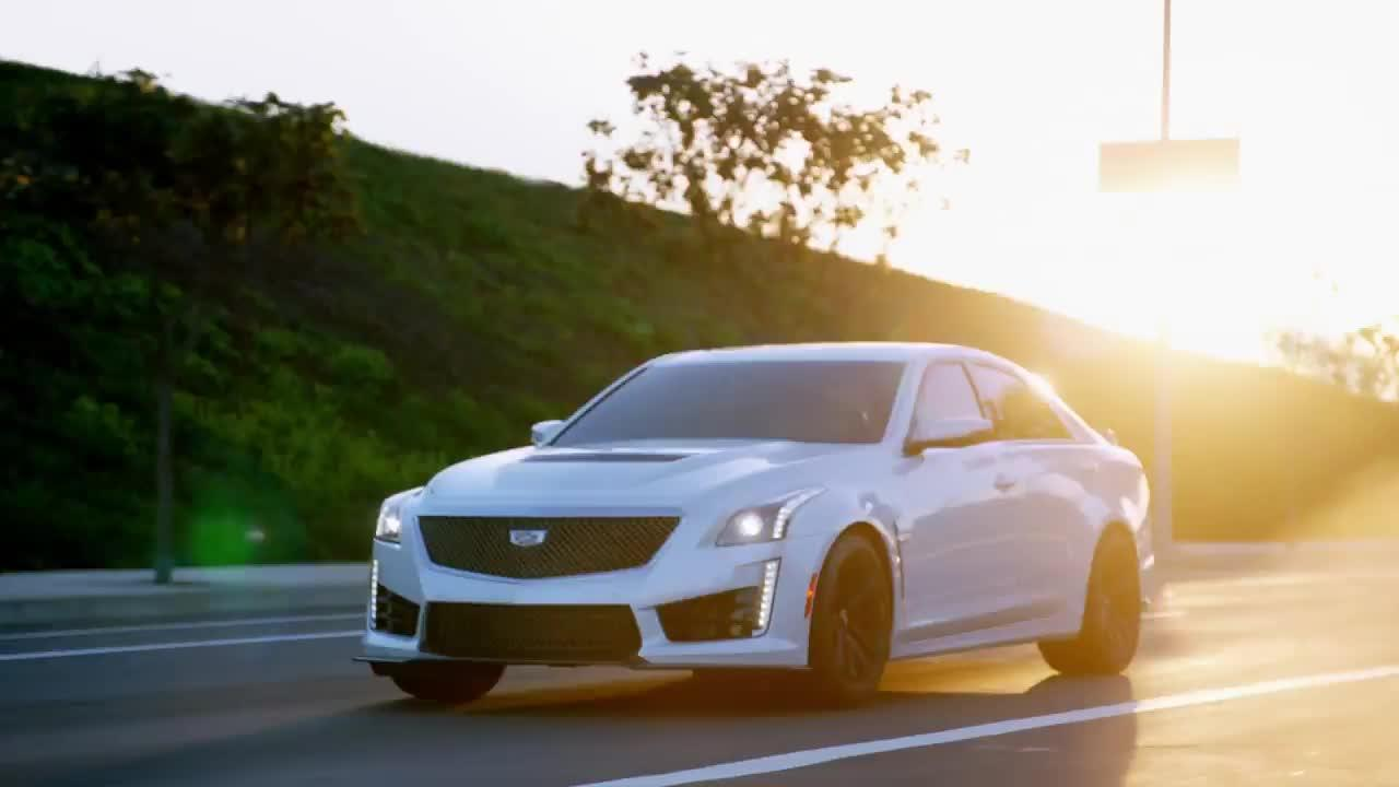 Cadillac Takes on 'Divided Nation' in Oscars Ad | CMO Strategy - Ad