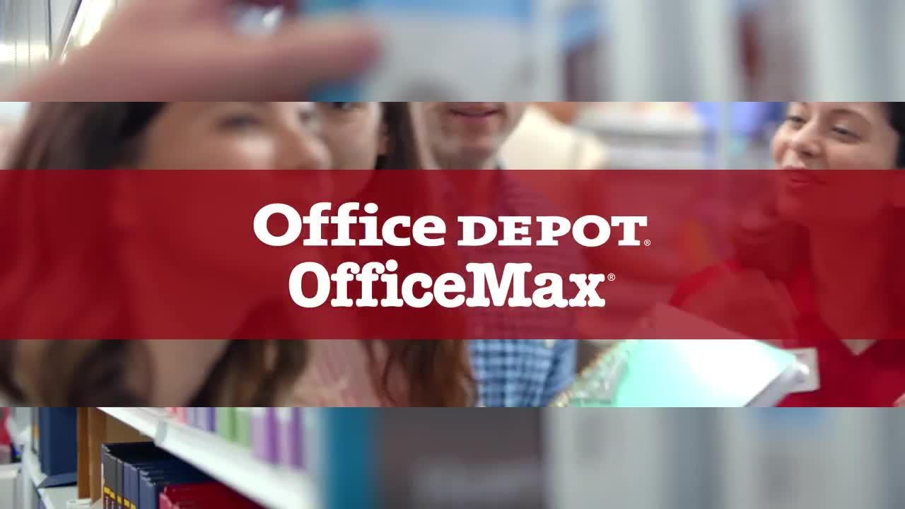 Office depot services register new product - New Office Depot Push Aims To Take Care Of Business Again Cmo Strategy Adage