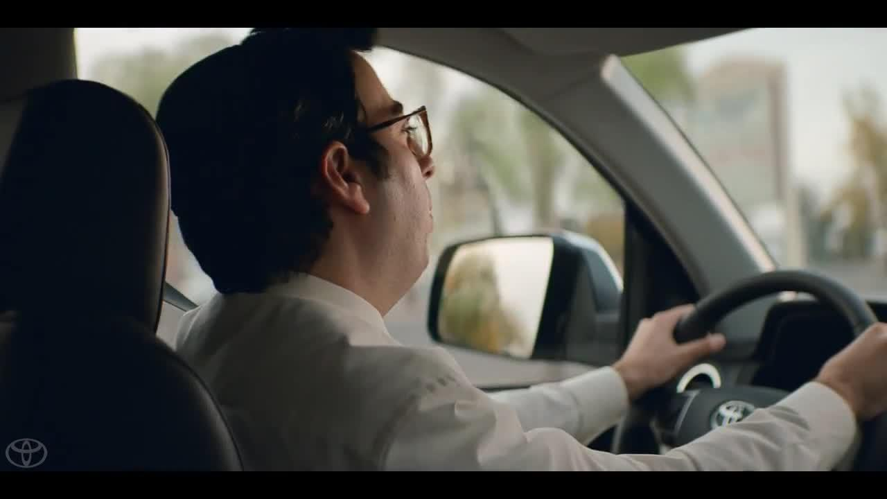 Watch: Toyota Gets Religious in Super Bowl Ad   Special: Super ...