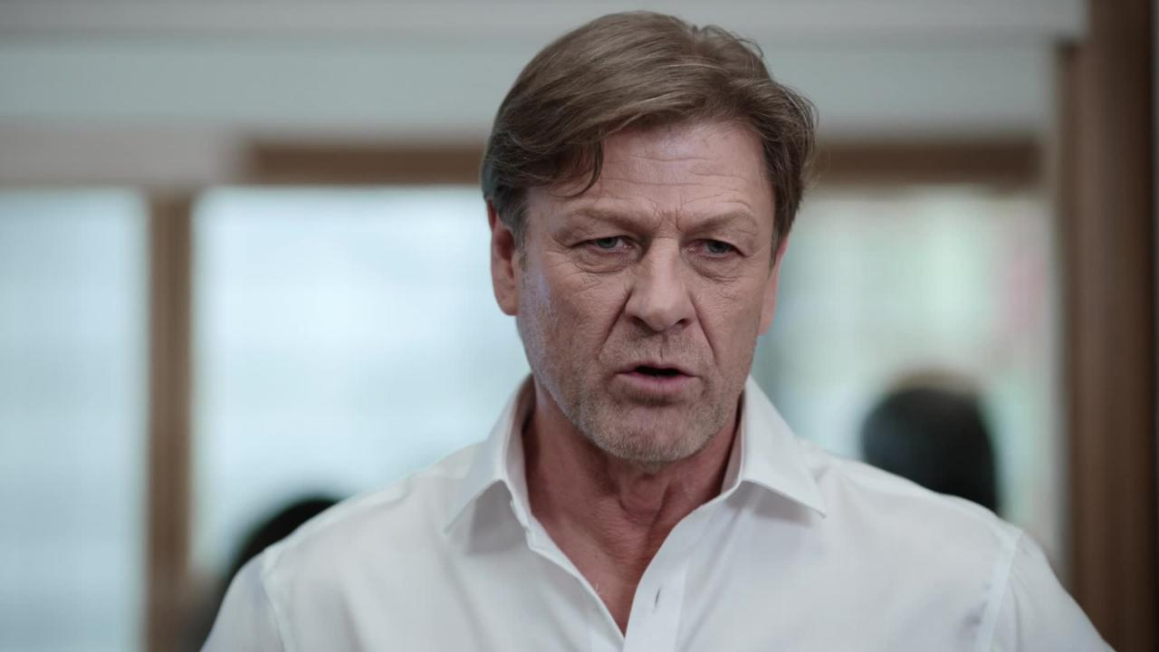Sean Bean delivers 'Game of Thrones'-style drama to uphold the legacy of Yorkshire Tea