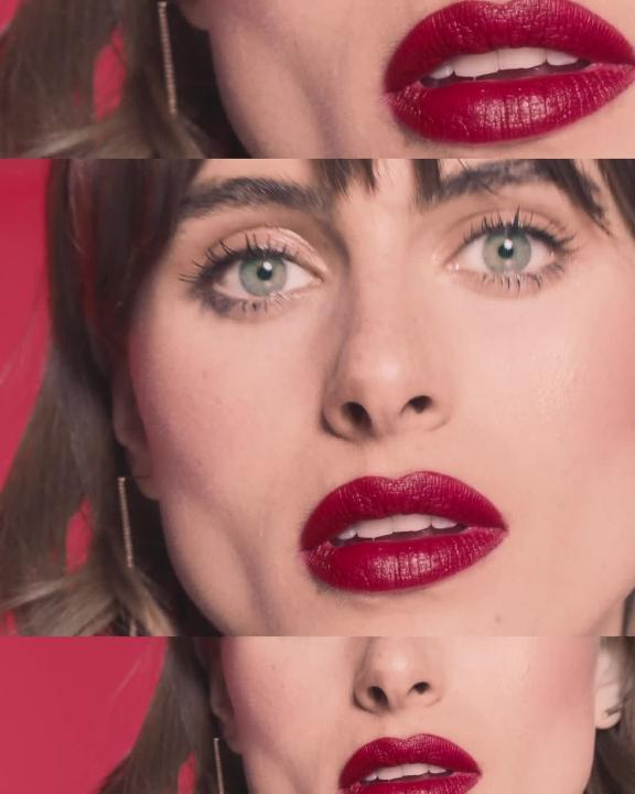 Rimmel fans can make their own director's cut of the brand's first Instagram ad