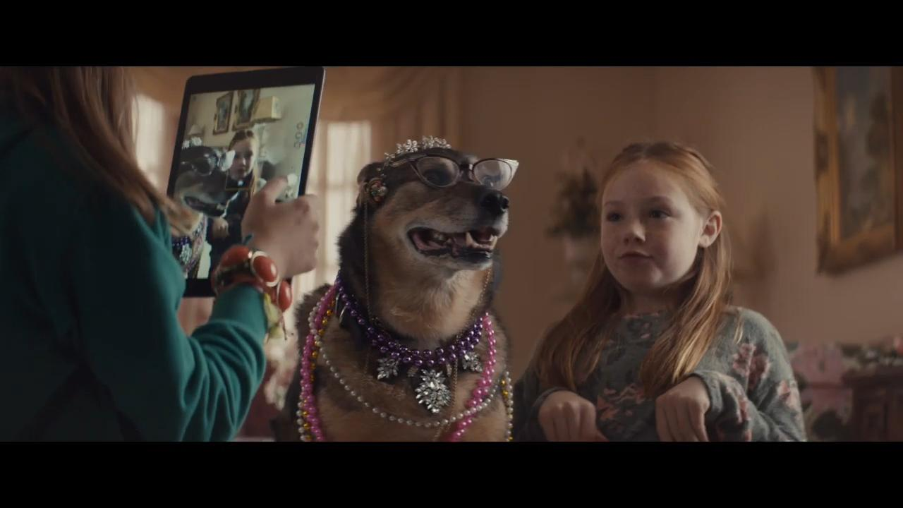 Apple's holiday ad about the iPad is a tearjerker with a twist