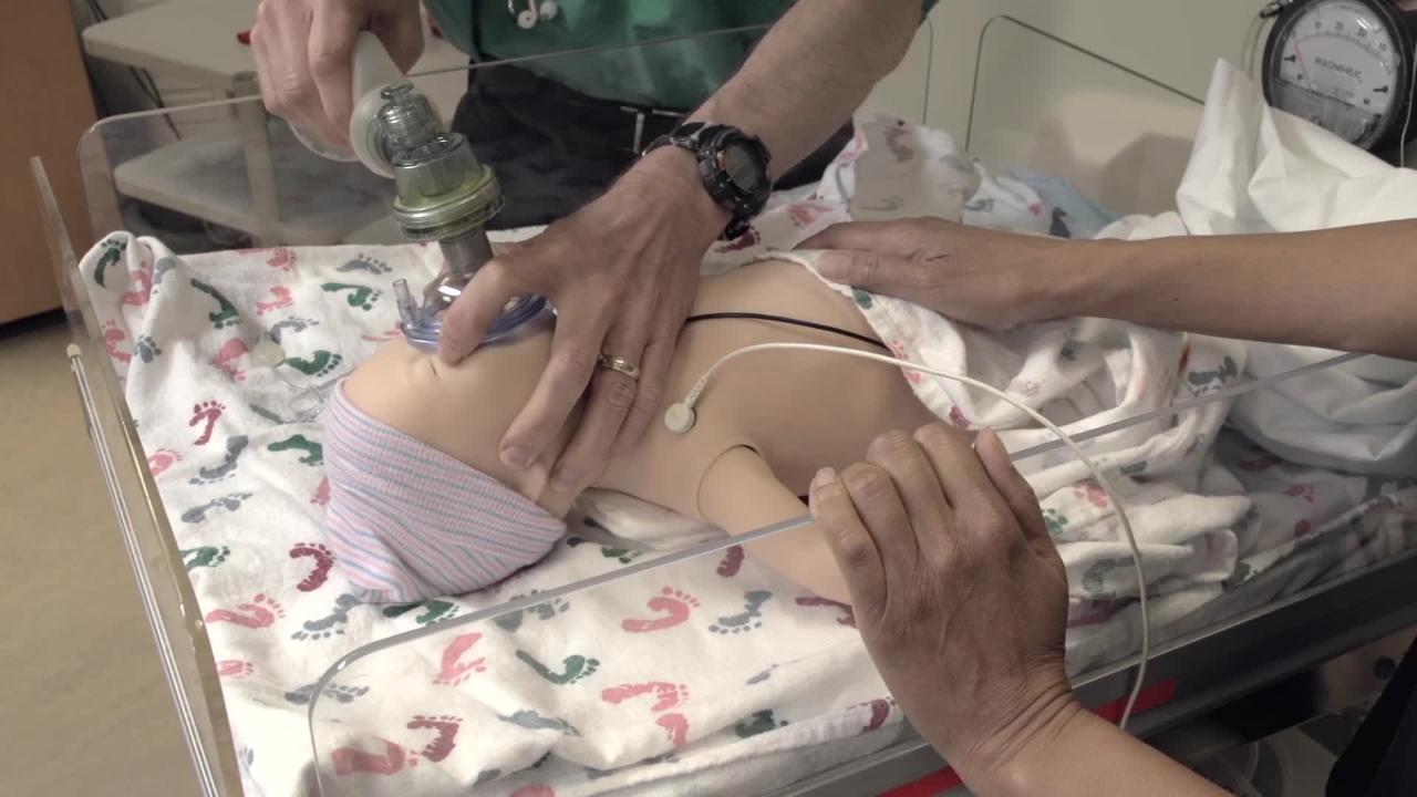 How to do Neonatal Resuscitation