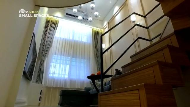 Neo Classical | Small Spaces | HGTV Asia - (Video Shorts) Small ...