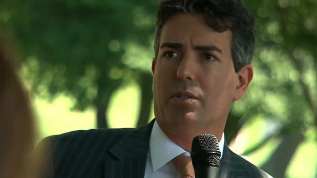 Wayne Pacelle., President and CEO of The Humane Society of the United States