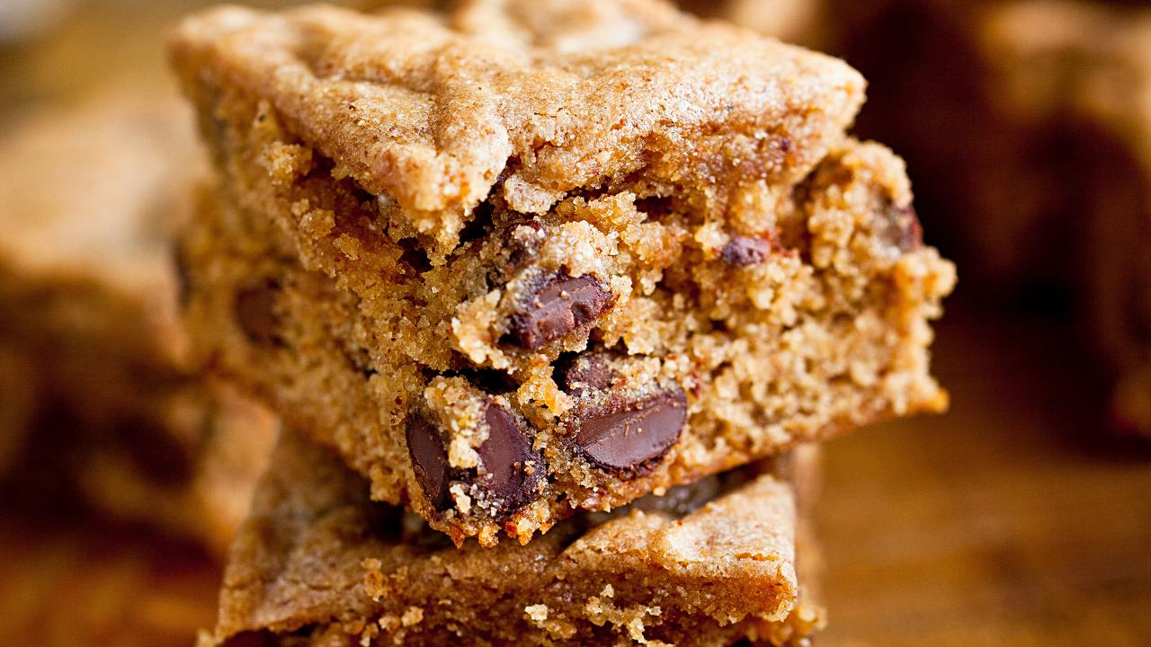 Diabetic dessert recipes eatingwell how to make diabetes friendly blondies forumfinder Images