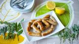 Lemon and Herb Sausages