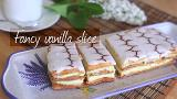 Fancy Vanilla Slice