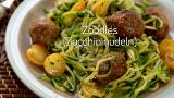 Zoodles (Zucchini Nudeln)