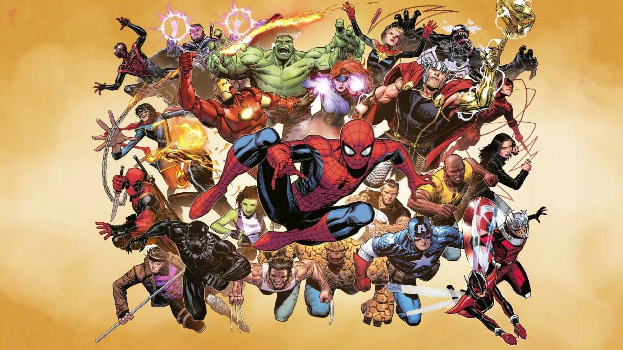marvel comics where to start