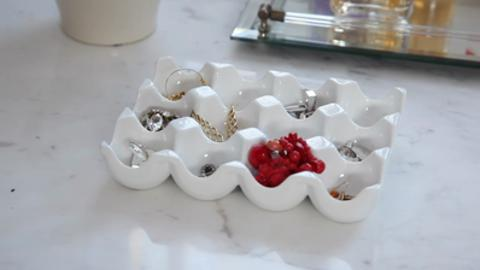 How to: Organize your jewellery