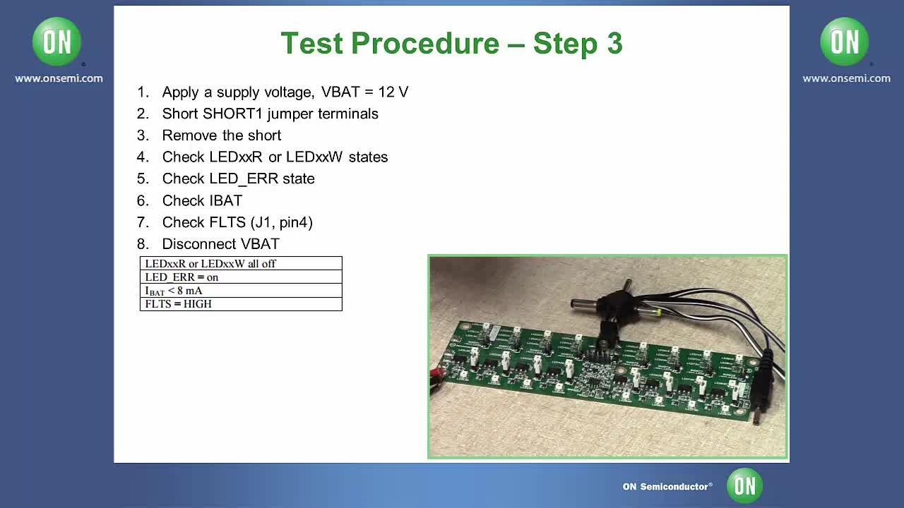 Ncv7691 Current Controller For Automotive Led Lamps Sic Schottky Diodes Vs Silicon Rectifiers Eeweb Power