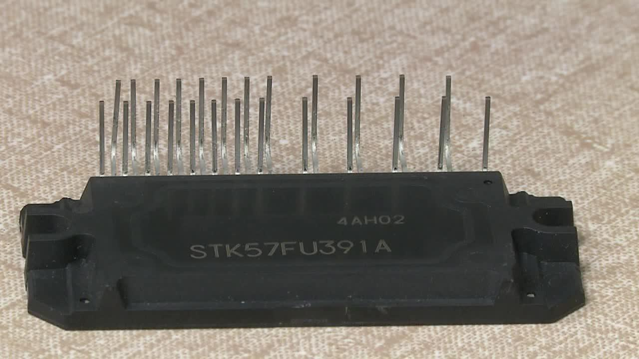 Stk984 190 E Power Integrated Module Pim Mosfet 40 V 30 A Sic Schottky Diodes Vs Silicon Rectifiers Eeweb