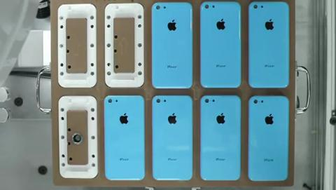 Apple Introduces the 'Unapologetically Plastic' iPhone 5C
