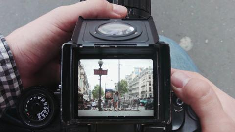 See Paris Through the Viewfinder of a Pentax in Stunning New Film