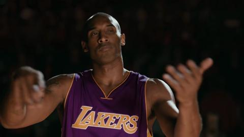 Kobe Bryant Unites His Haters in Song in Nike's Farewell Ad