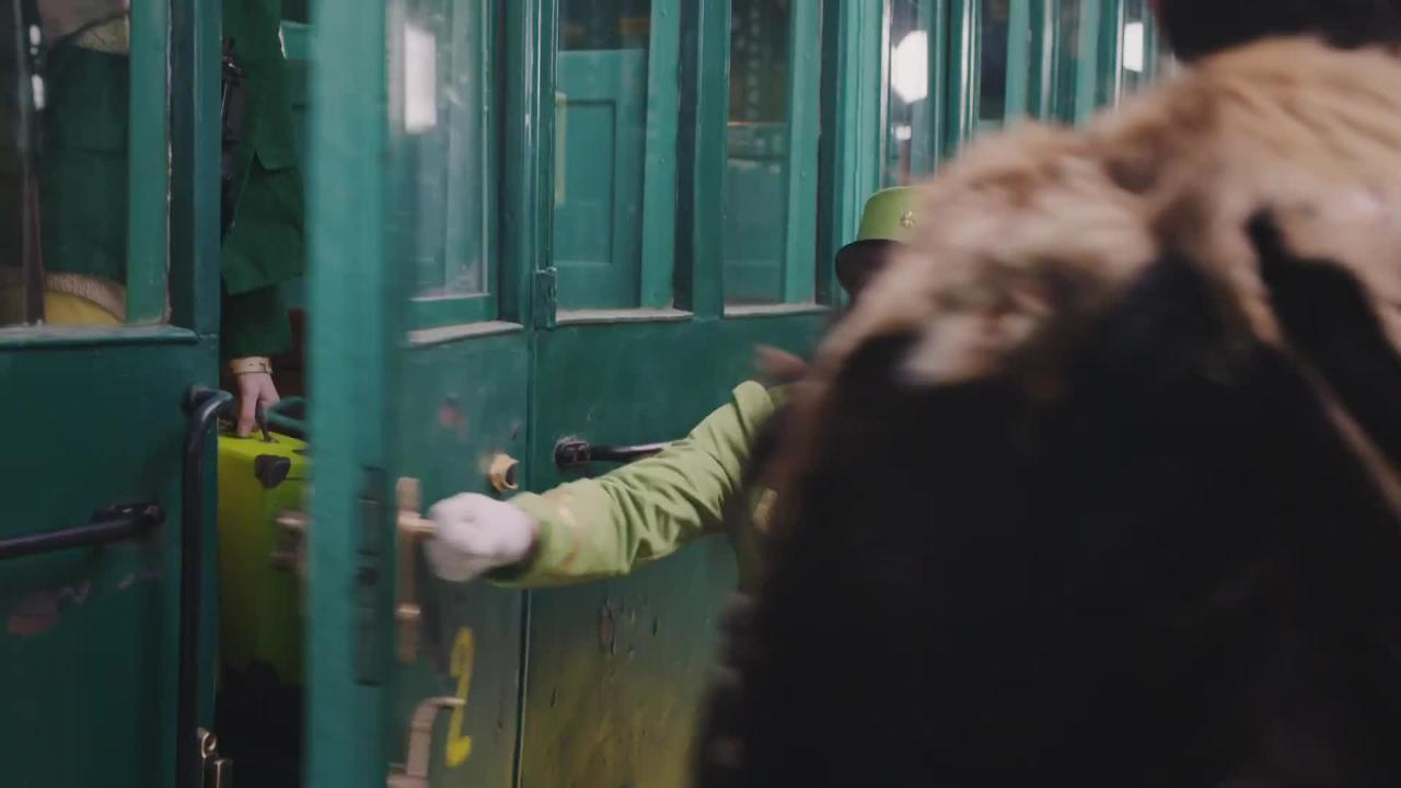 Binge-Watching Is Like a Train Journey in This Wes Anderson-Esque Ad