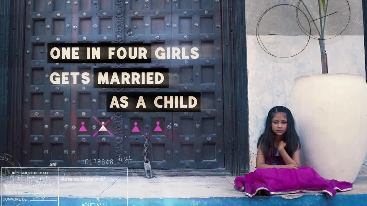 Fierce Little Girls Dance to Beyonce's 'Freedom' in the UN's Global Goals Film
