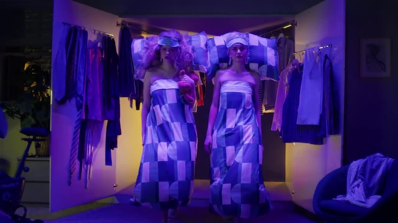 Furniture becomes fashion in this fun Argos ad