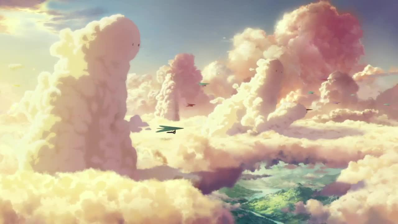 This out-of-this world anime actually promotes a destination closer to home